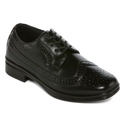 Stafford Bran Boys Oxford Shoes - Little Kids/Big Kids
