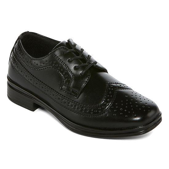Stafford Bran Boys Oxford Shoes - Little Kids/Big Kids