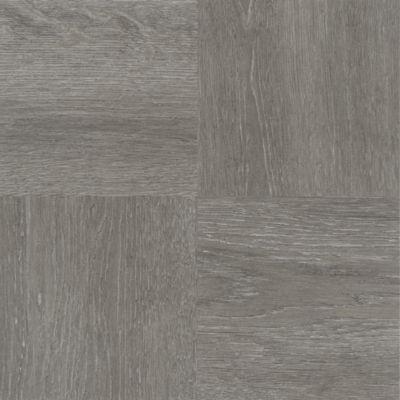 Nexus Charcoal Grey Wood 12X12 Self Adhesive Vinyl Floor Tile - 20 Tiles/20 Sq. Ft.