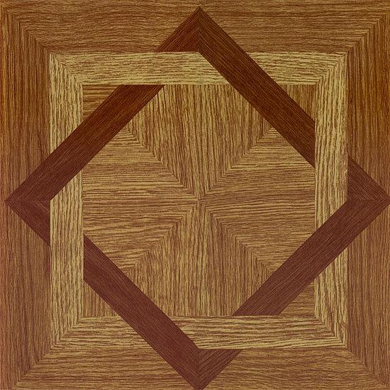 Tivoli Wood Diamond 12x12 Self Adhesive Vinyl Floor Tile 45 Tiles