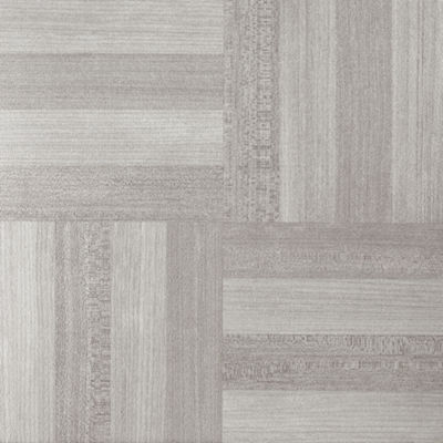 Tivoli Ash Grey Wood 12X12 Self Adhesive Vinyl Floor Tile - 45 Tiles/45 Sq. Ft.