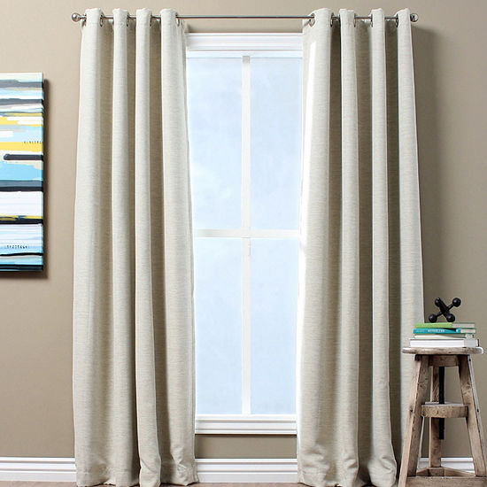 Everrouge Solar Blackout Curtain Panel