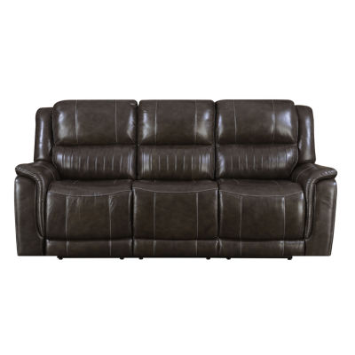 Hearst Power Reclining Sofa With Power Headrests