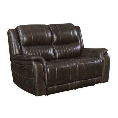 Hearst Power Reclining Loveseat With Power Headrests