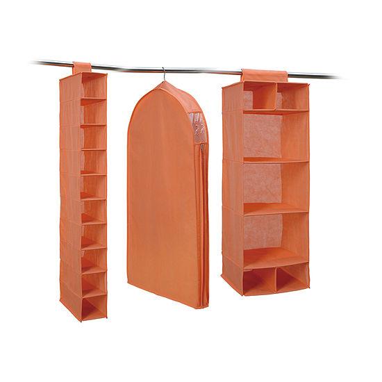 Neu Home 3-Pc. Combo Closet Storage