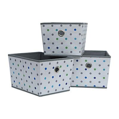 Neu Home KD Storage Tote 3-PC Set