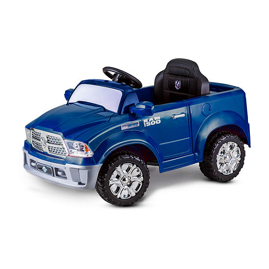 Kid Trax Dodge Ram 1500 6volt Pick-Up Truck Electric Ride-On