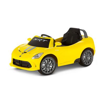 Kid Trax Dodge Viper SRT 6 Volt Car Electric Ride-on