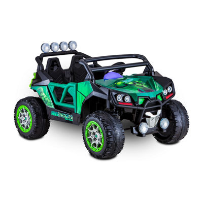 Kid Trax Marvel The Incredible Hulk 12Volt UTV Electric Ride-on