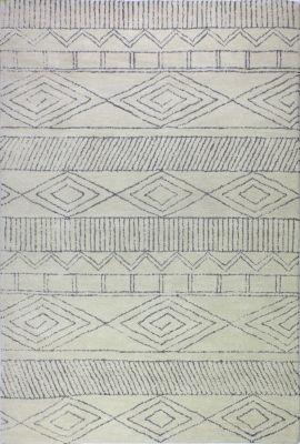 Ramsey 100% Wool Hand Tufted Area Rug