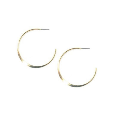 a.n.a 41mm Hoop Earrings