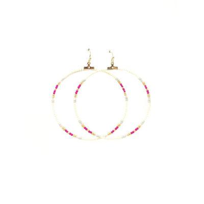 a.n.a 2 1/2 Inch Hoop Earrings