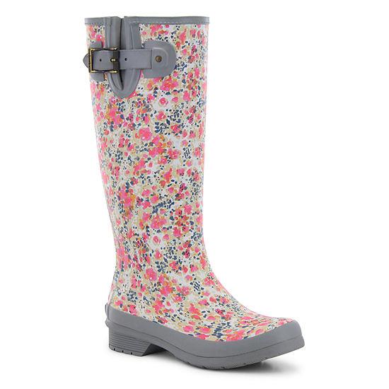 Chooka Fashion Womens Julia Rain Boots Waterproof