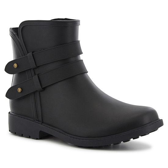Chooka Fashion Womens Pike Rain Boots Waterproof