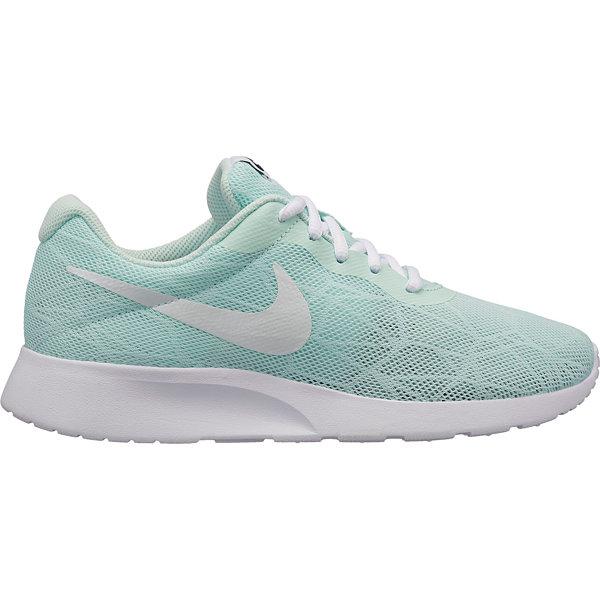 Womens Nike Tanjun Se Turquoise White Running Shoes Z51636
