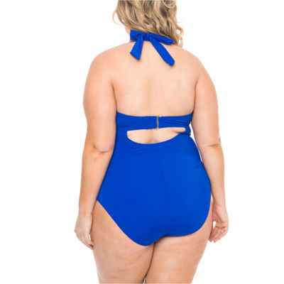 Boutique + One Piece Swimsuit Plus