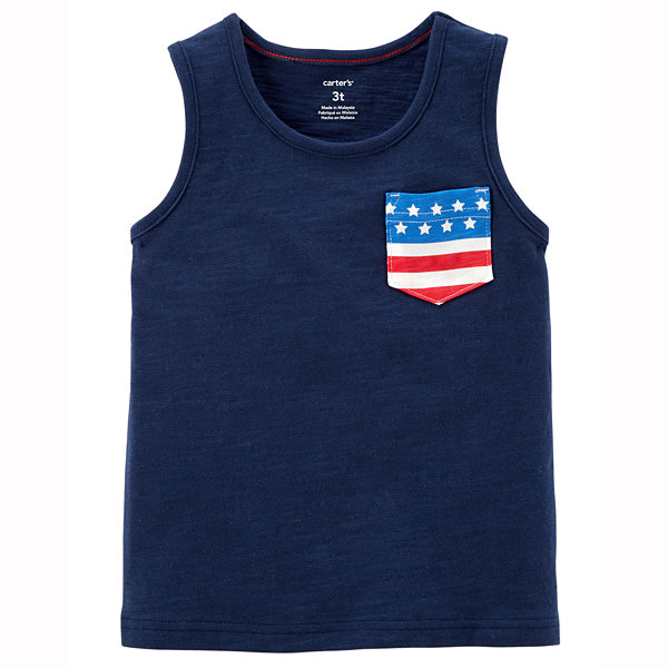 Carter's 4th Of July Tank Top - Toddler Boys
