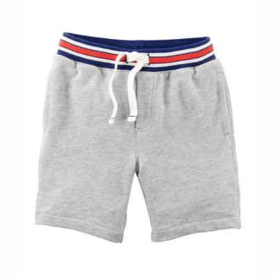 Carter's 4th Of July Pull-On Shorts Preschool Boys