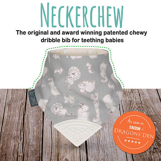 Kalencom Cheeky Chompers Neckerchew Unisex Bib