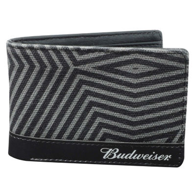 Budweiser® Front Pocket Wallet with Bottle Opener