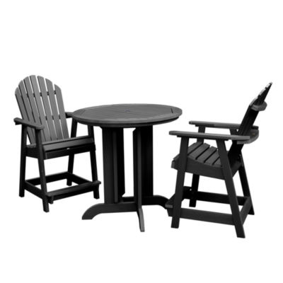 Highwood® Hamilton 3-pc. Round Counter Dining Set