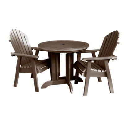 Highwood® Hamilton 3-pc. Round Dining Set