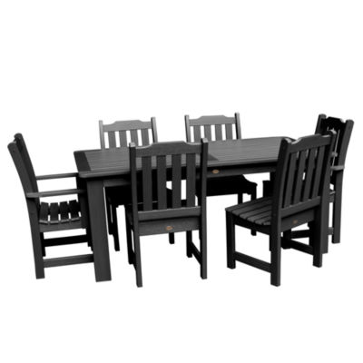 Highwood® Lehigh 7-pc. Rectangular Dining Set