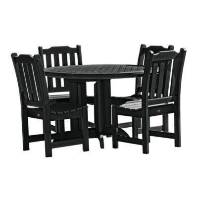 Highwood® Lehigh 5-pc. Round Dining Set