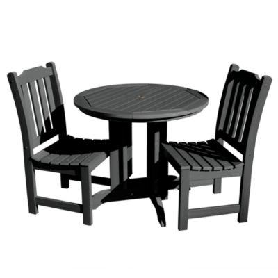 Highwood® Lehigh 3-pc. Round Dining Set