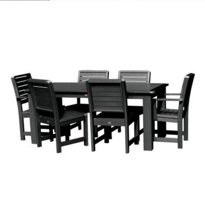 Highwood® Weatherly 7-pc. Rectangular Dining Set