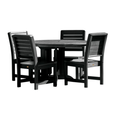 Highwood® Weatherly 5-pc. Round Dining Set