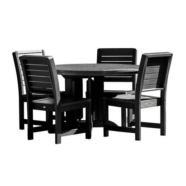Highwood® Weatherly 5 Pc. Round Dining Set