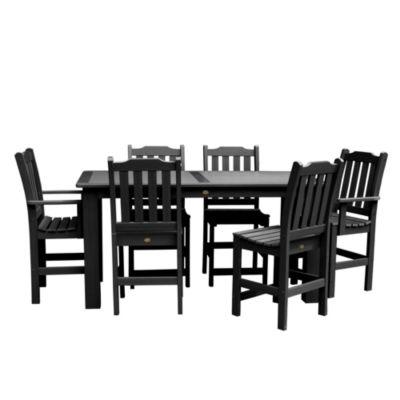 Highwood® Lehigh 7-pc. Rectangular Counter DiningSet
