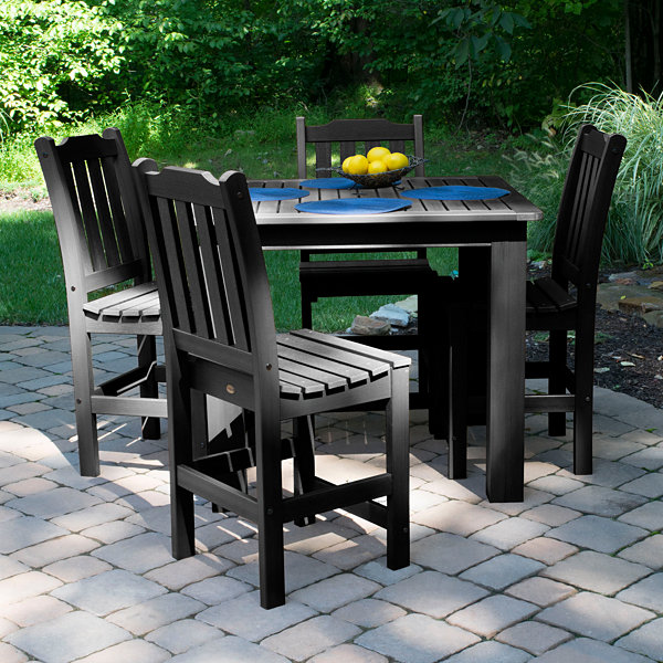 Highwood® Lehigh 5-pc. Square Counter Dining Set