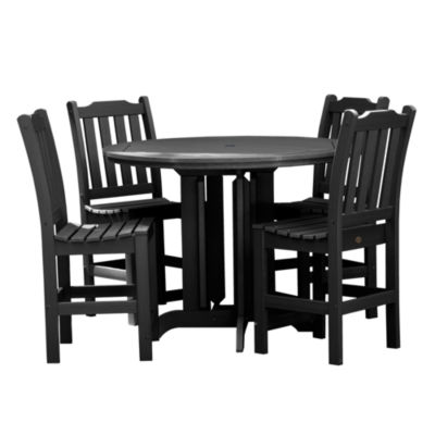 Highwood® Lehigh 5-pc. Round Counter Dining Set