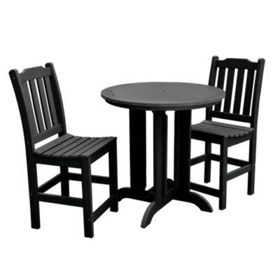 Highwood® Lehigh 3-pc. Round Counter Dining Set