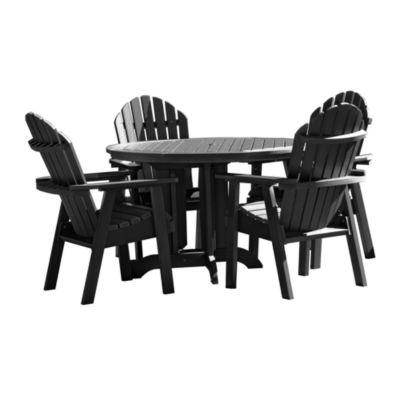 Highwood® Hamilton 5 Pc. Round Dining Set