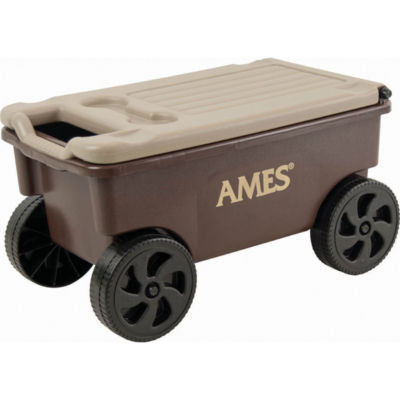 Ames 1123047100 2 Cubic Foot Lawn Buddy