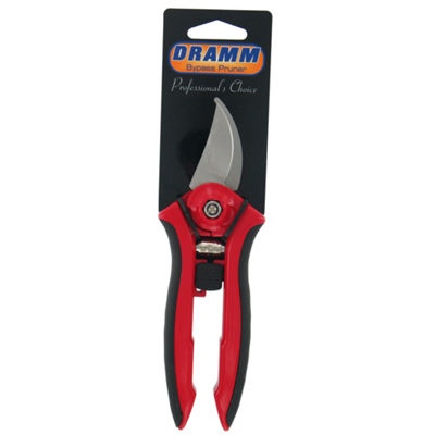 Dramm Bypass Pruner With Stainless Steel Blades
