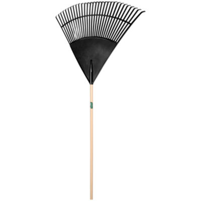 "Union Tool 64169 30"" Poly Leaf Rake"""