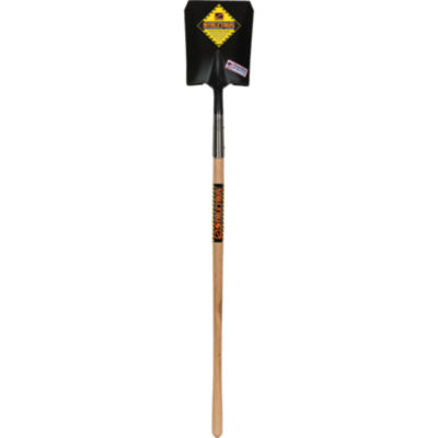 """Seymour 49332 9.7"""" Square Point Shovel With 48"""" Hardwood Handle"""""""