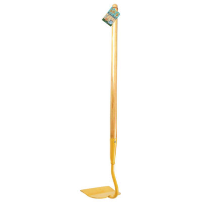 "Toysmith 02297 27.5"" Yellow Kids Gardening Hoe"""
