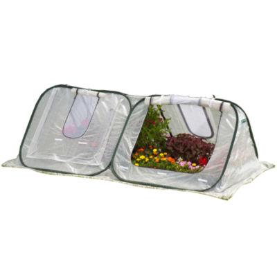 Flowerhouse FHSH200 3' Portable Starterhouseª Greenhouse