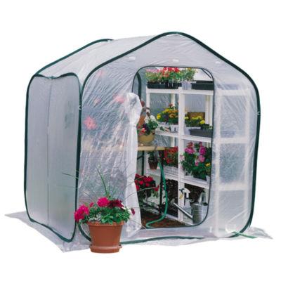 Flowerhouse FHSP300 6' Portable Springhouseª Greenhouse