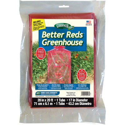 Gardeneer BRG-20 Better Reds Greenhouse