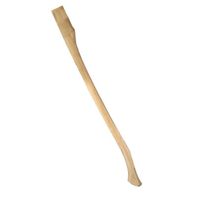 "Link Handles By Seymour 100-04 64702 36"" Single Bit Hickory Curved Grip Axe Replacement Handle"""
