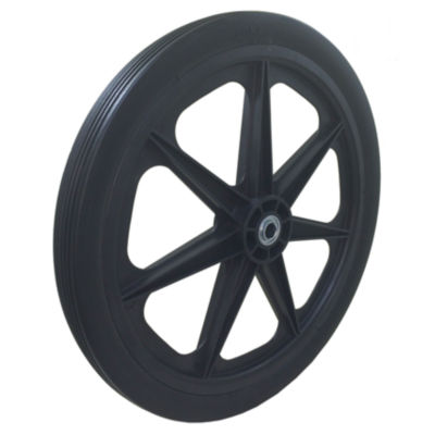 "Marathon 92001 20 X 2.0"" Ribbed Tread Flat Free Cart Tire"""