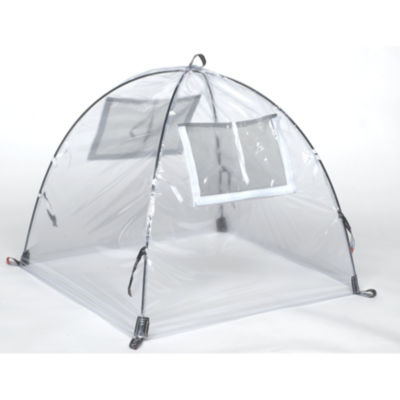 "Nuvue 24040 22"" X 22"" Transparent Pop Up Greenhouse"