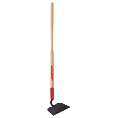 "RazorBack 71113 6.25"" Forged Steel Blade Garden Hoe With Wood Handle"""