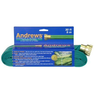 Andrews 2-Tube Sprinkler & Soaker Hose